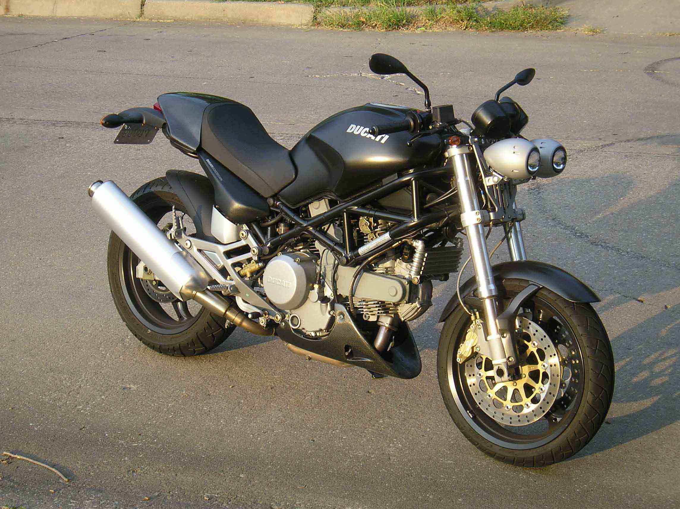 Ducati Monster 800 images #154646