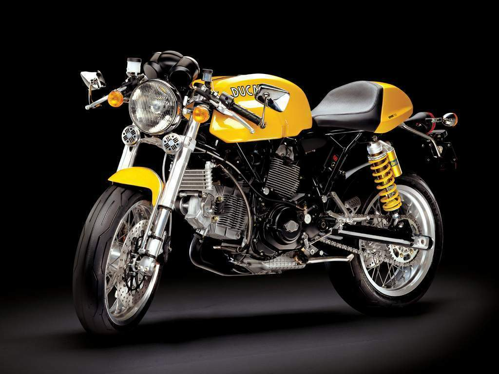 Ducati SportClassic Sport 1000 2006 wallpapers #11915
