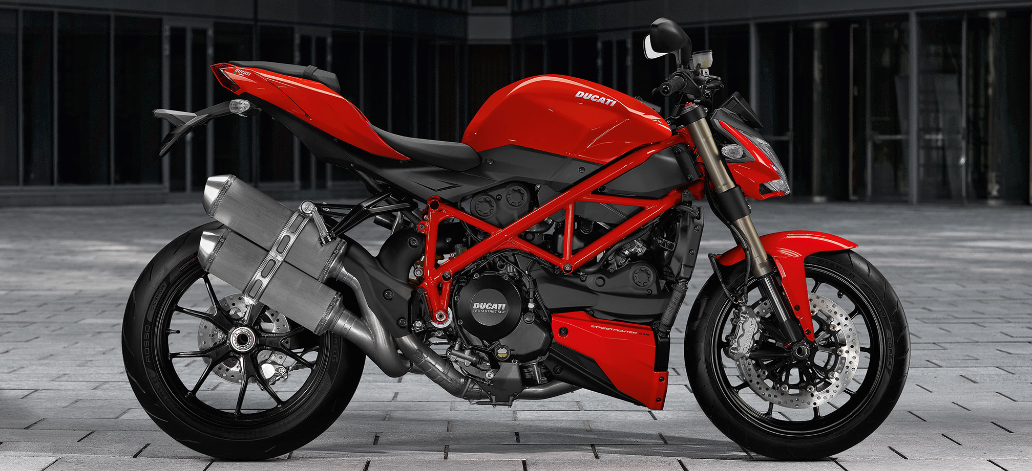 Ducati Streetfighter 848 wallpapers #13406