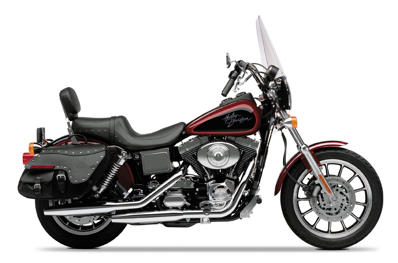 Harley-Davidson FXDS Dyna Glide Convertible 1998 wallpapers #133529