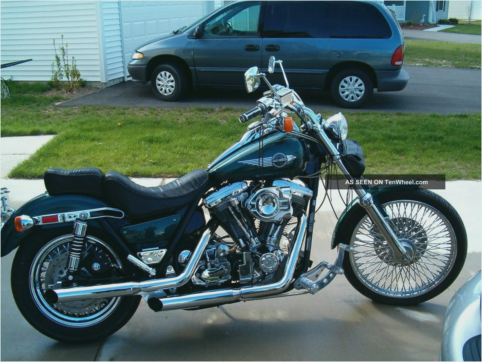 Harley-Davidson FXRS-SP Low Rider Sport 1988 pics #29089