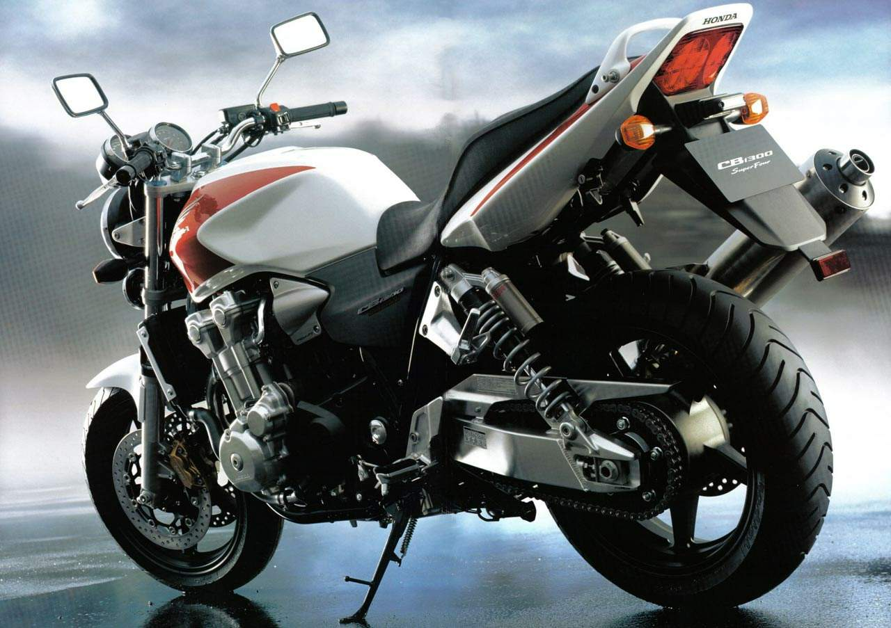 Honda CB 1300 2009 wallpapers #134718