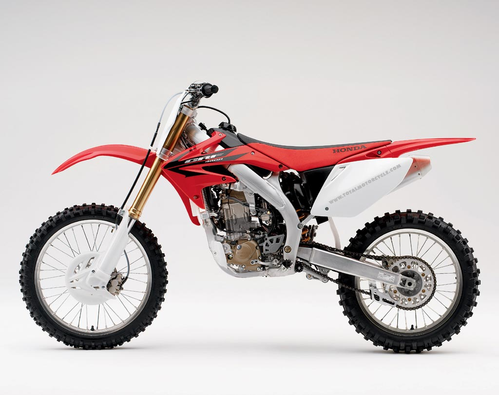 Honda CRF 450 R 2006 wallpapers #134123