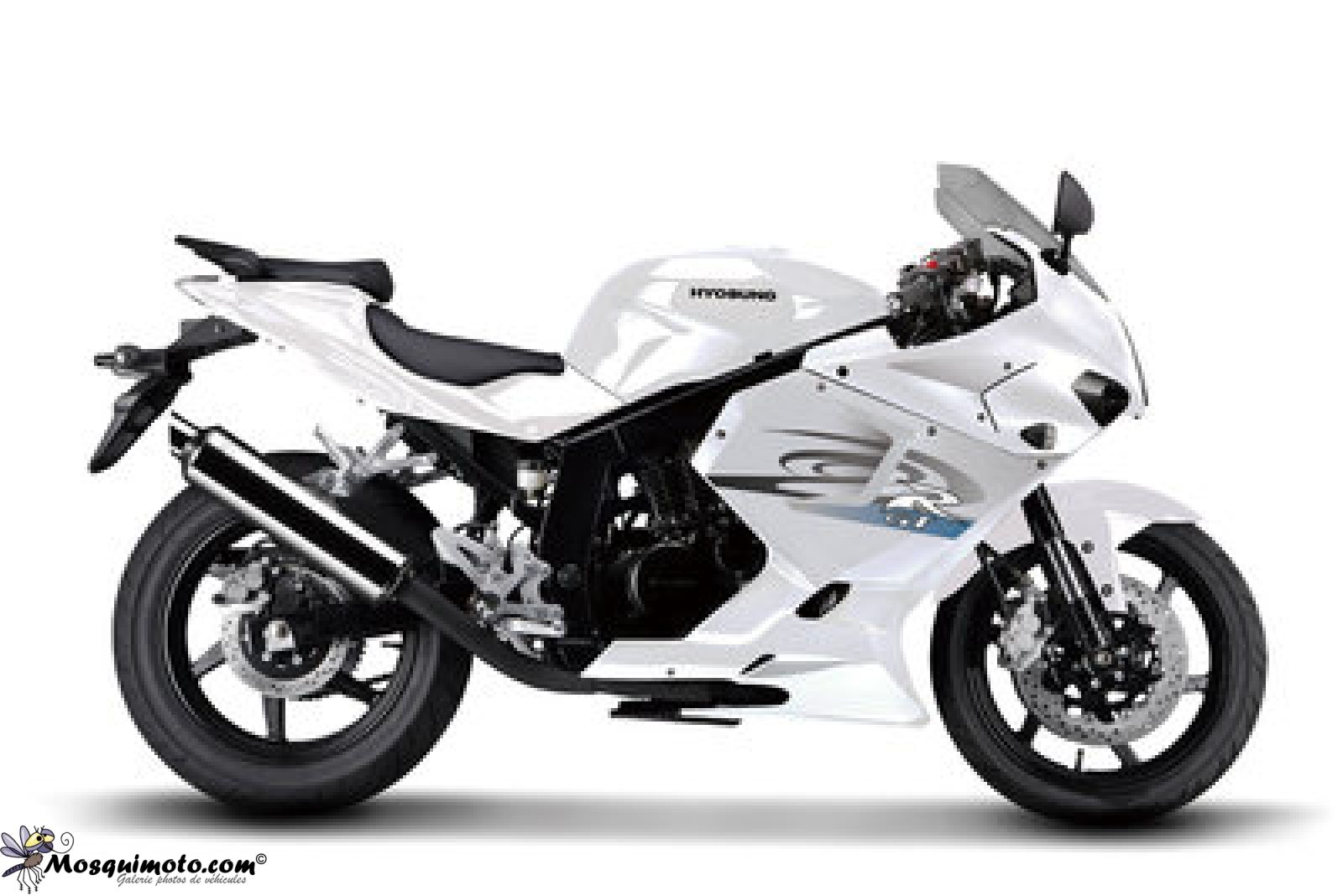 Hyosung Comet GT125 2002 wallpapers #143448