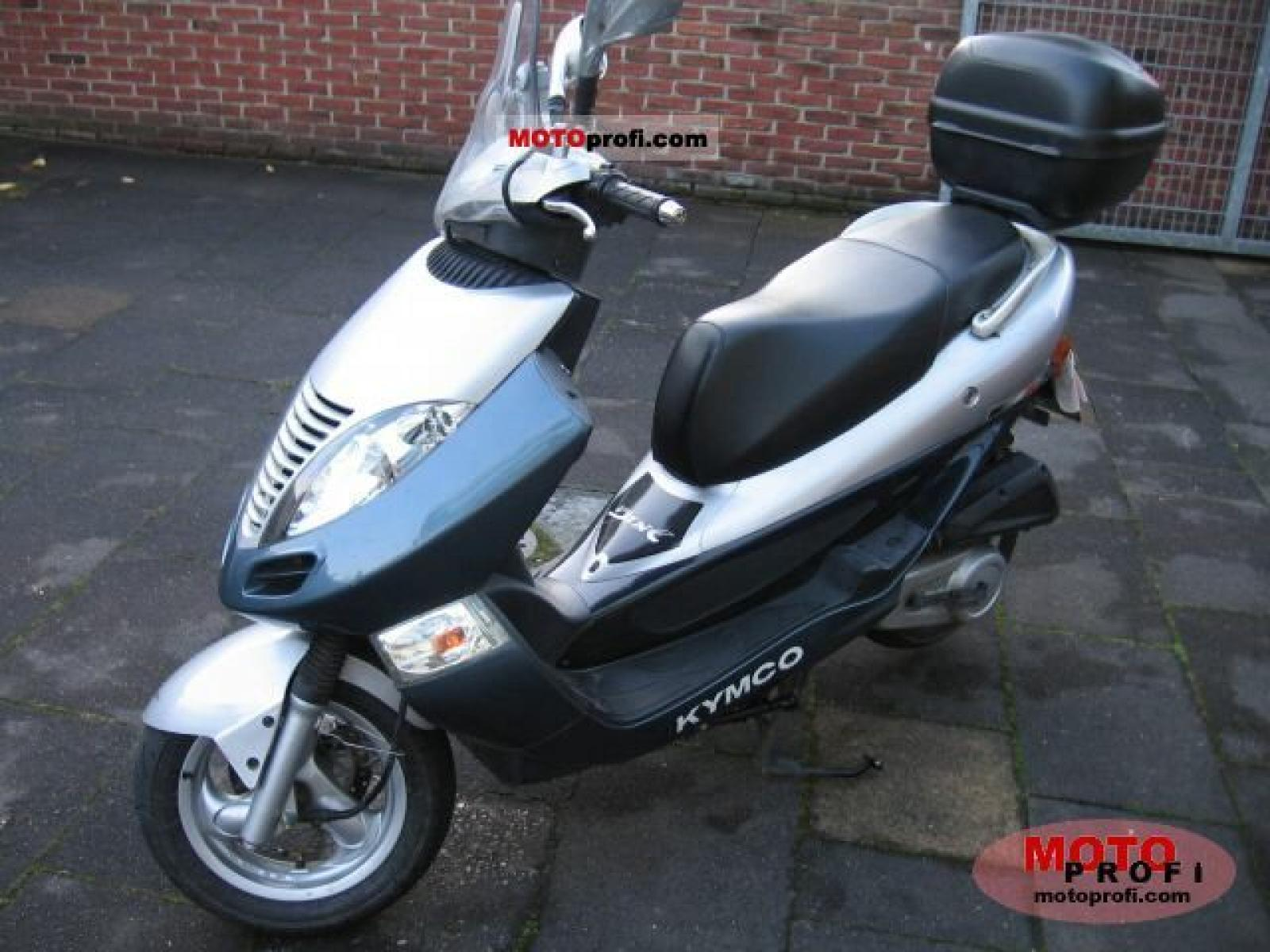 Kymco Hipster 125 2004 images #101543