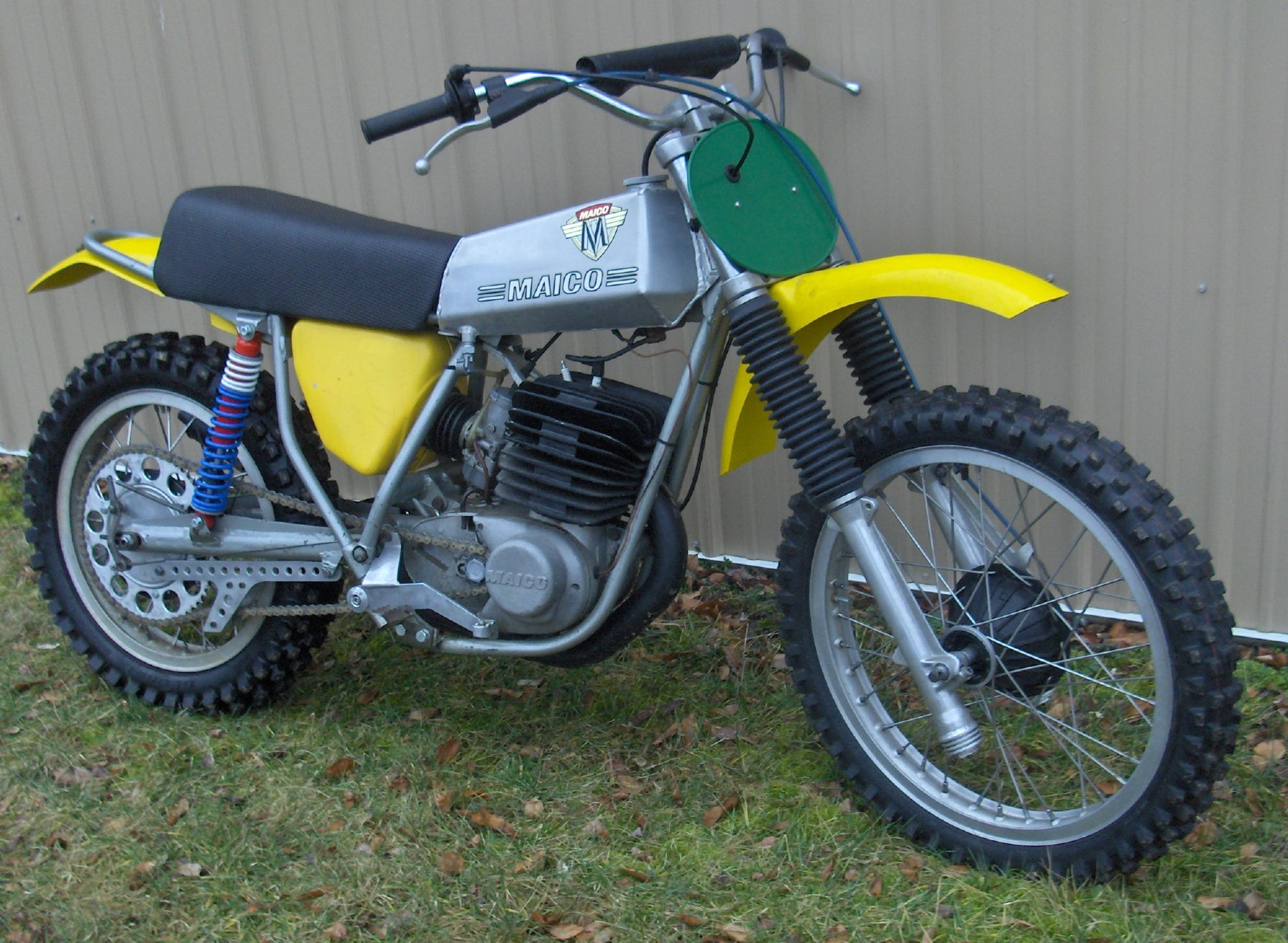 Maico MD 125/6 1975 images #101934