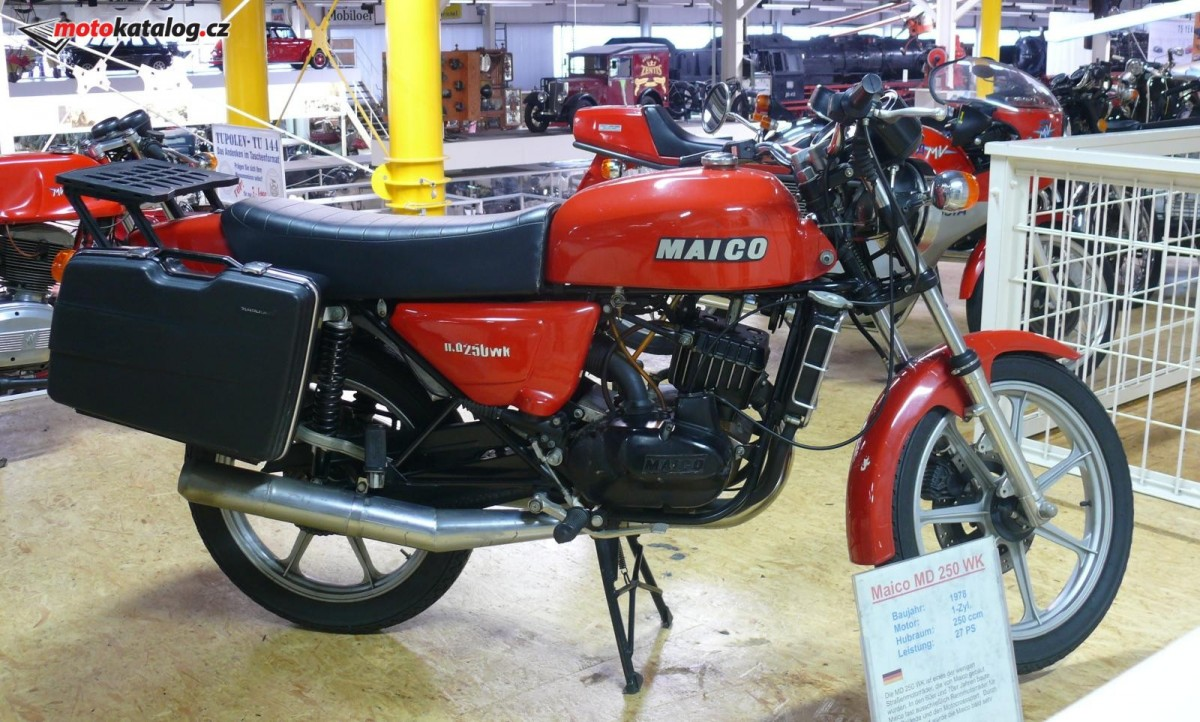 Maico MD 250 1971 images #102826