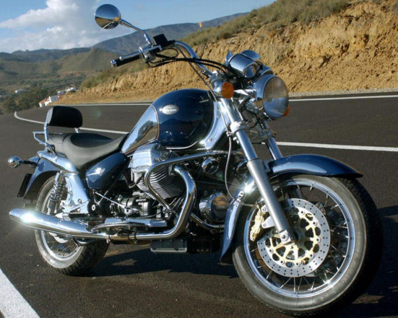 Moto Guzzi California 1100 F images #108763