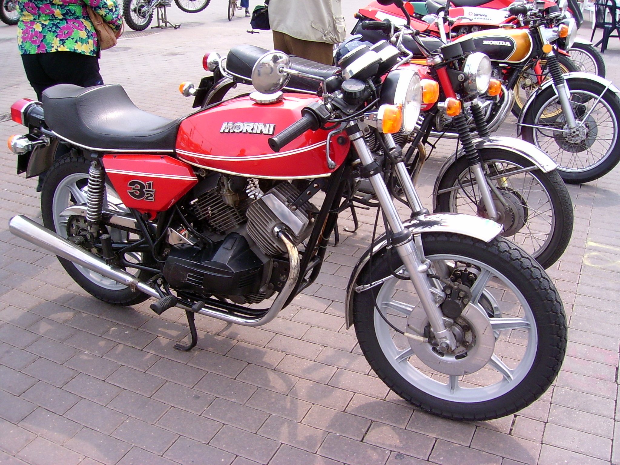 Moto Morini 3 1/2 VS 1975 wallpapers #139976