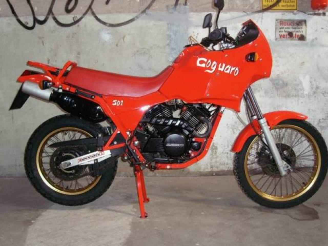 Moto Morini 501 Coguaro 1989 wallpapers #140275