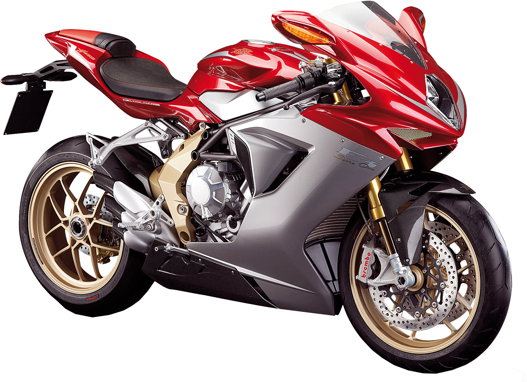 MV Agusta F3 Serie Oro 2012 images #114364