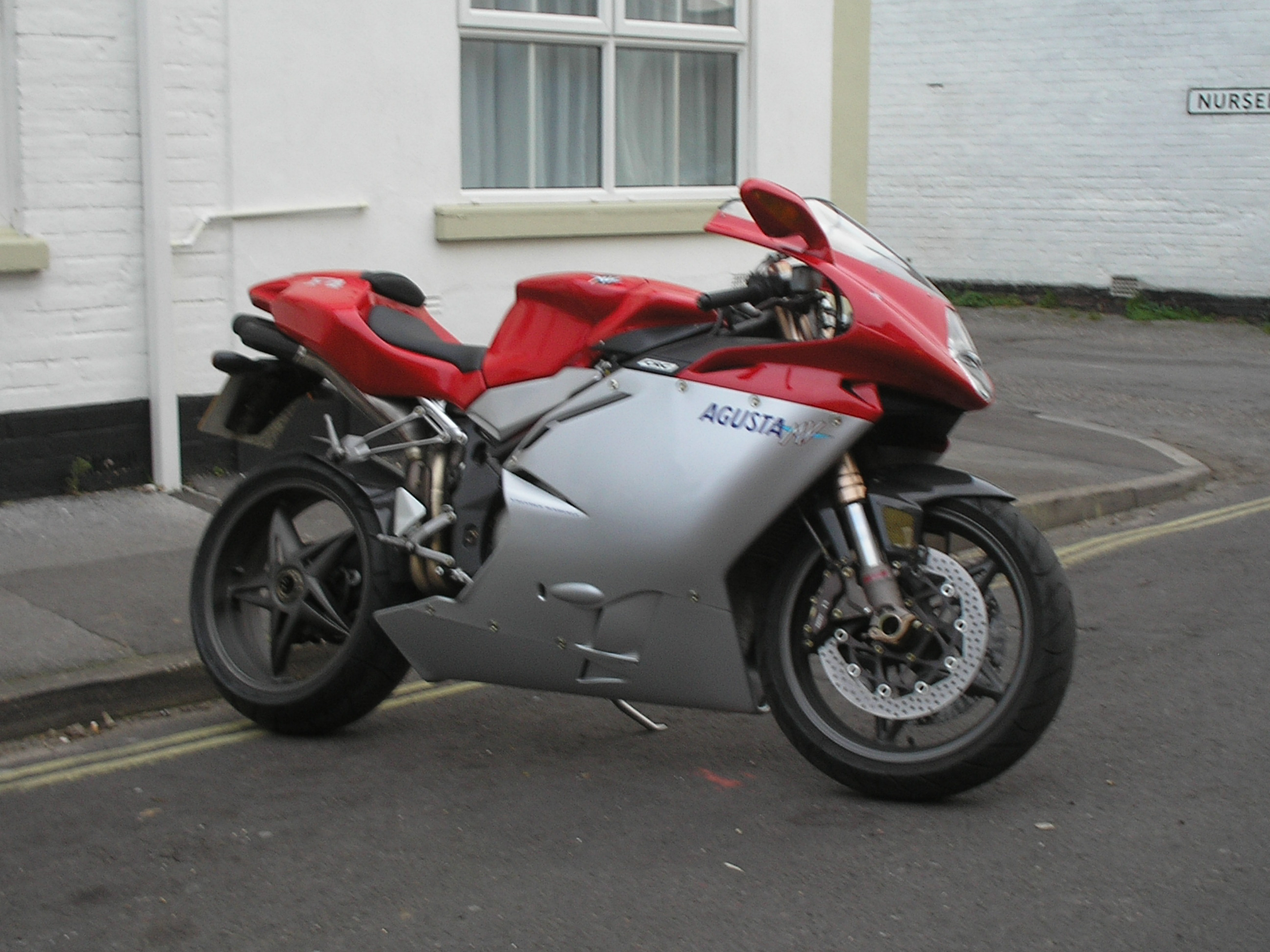MV Agusta F4 S 1+1 2002 images #113774