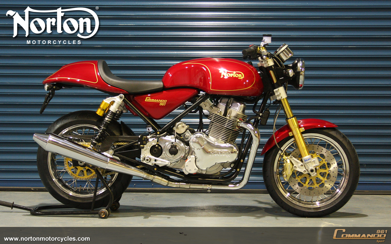 Norton Commando 961 Sport 2013 images #117635