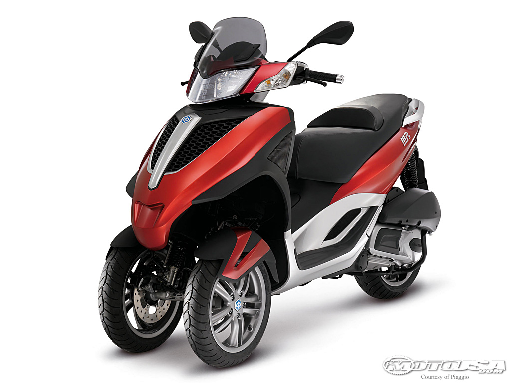 Piaggio MP3 125 Yourban 2011 wallpapers #144536