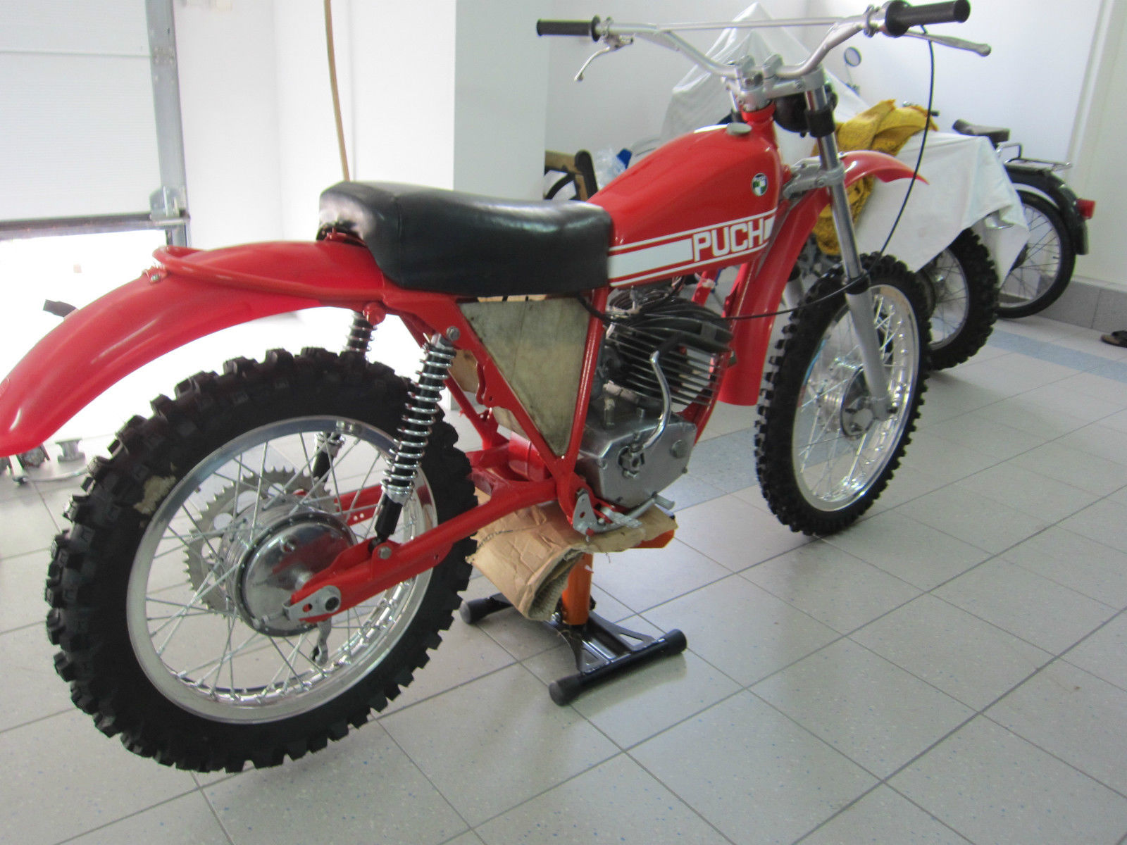 Puch 175 Enduro 1972 images #121272