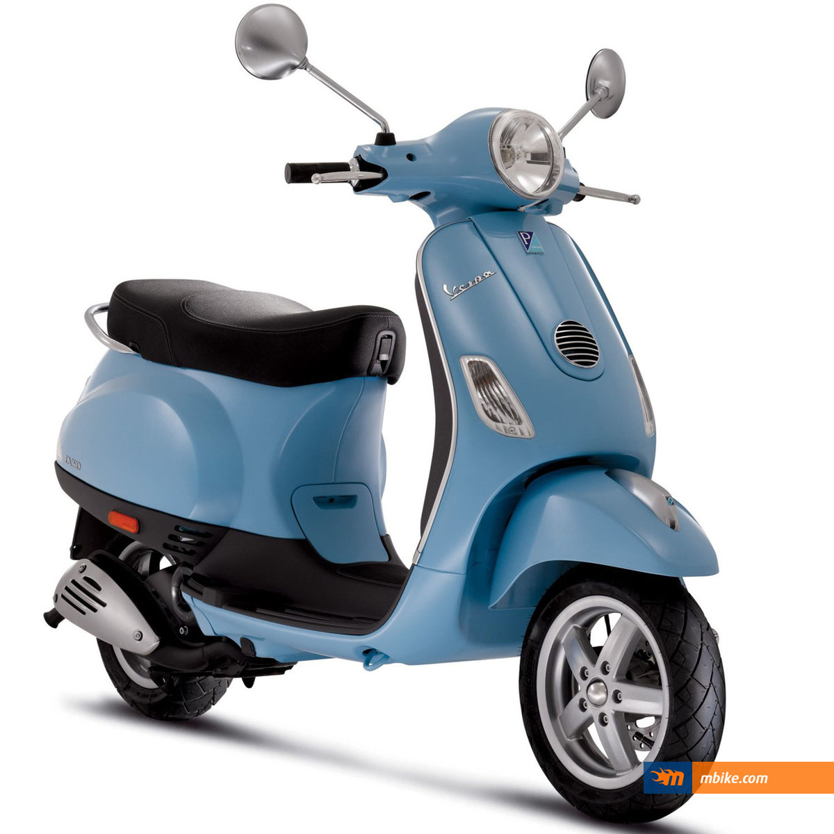 Vespa LX 50 2T 2011 wallpapers #131745