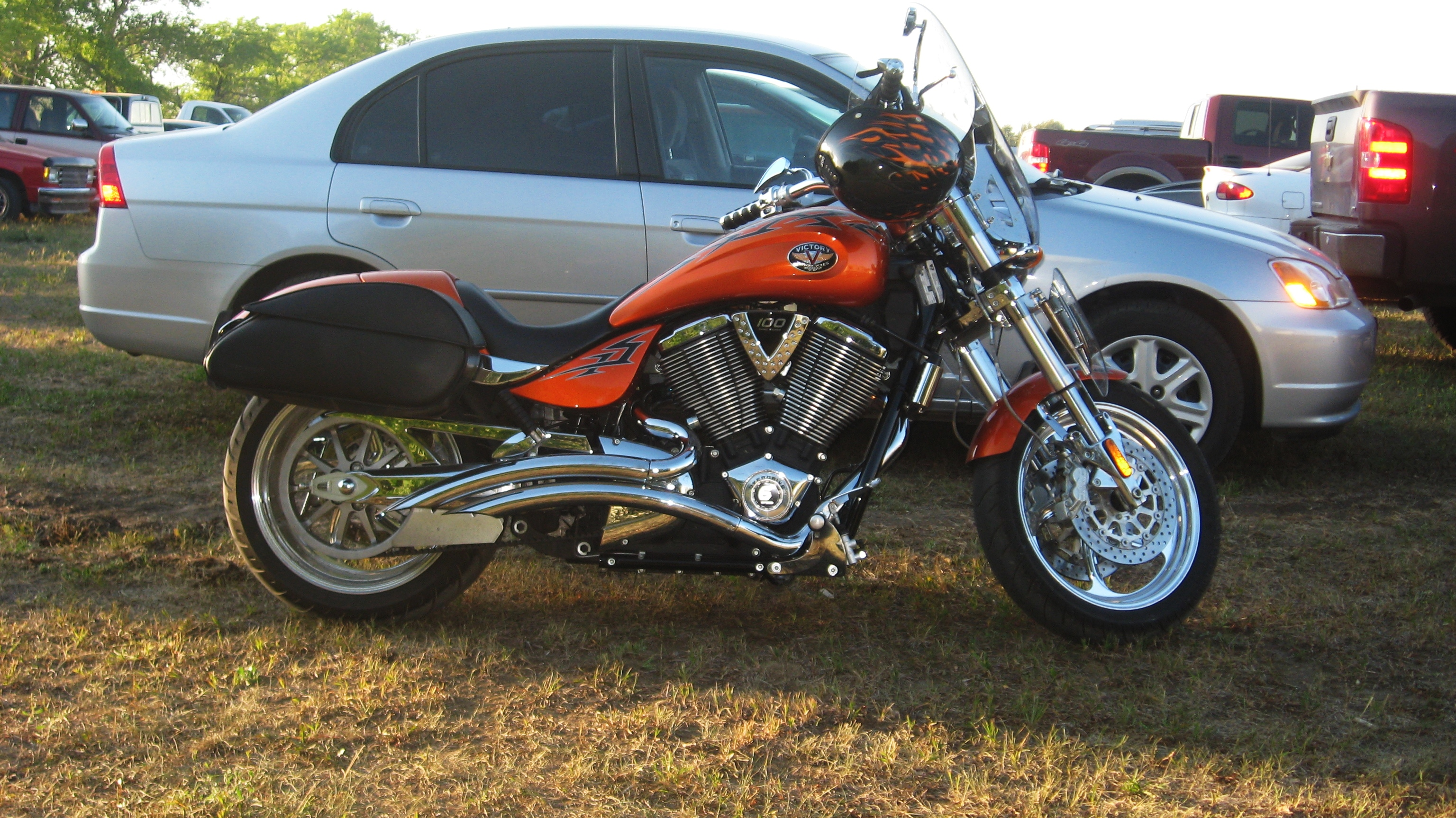 Victory Touring Cruiser 1500 2005 images #129160