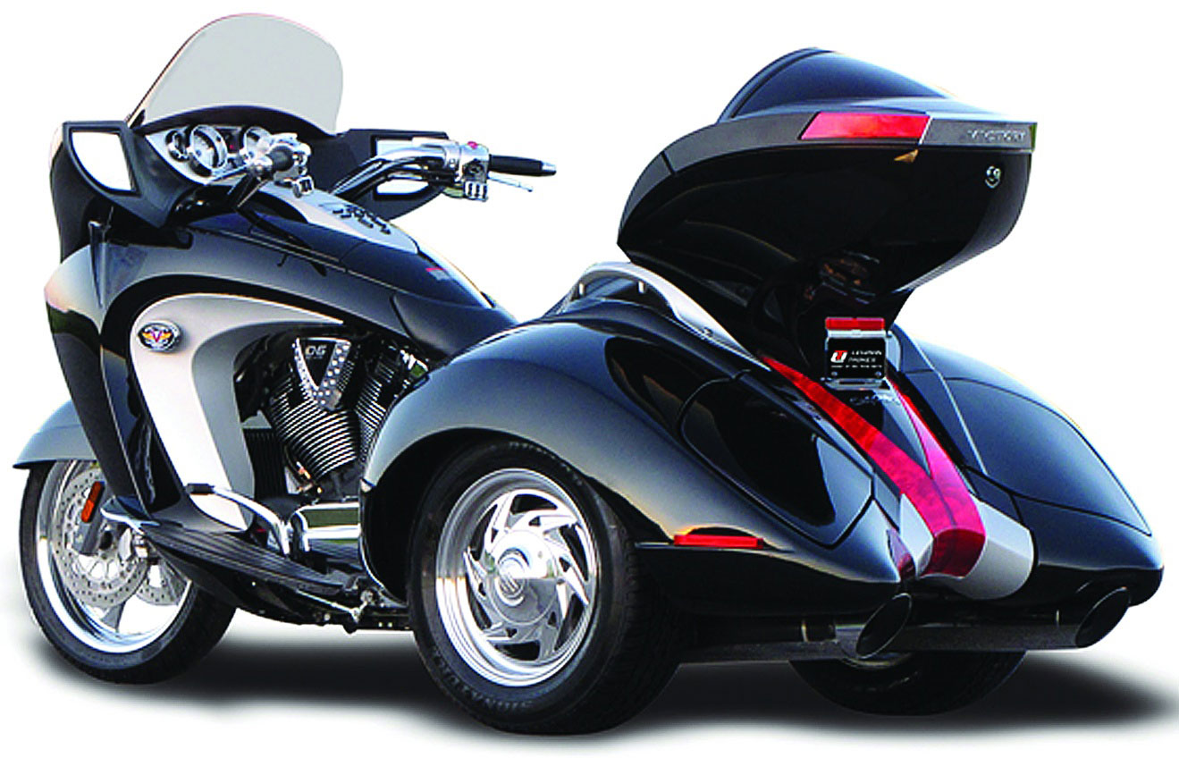 Victory Vision Trike 2011 wallpapers #130155