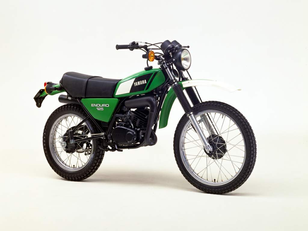 Yamaha DT 125 E 1978 wallpapers #135610