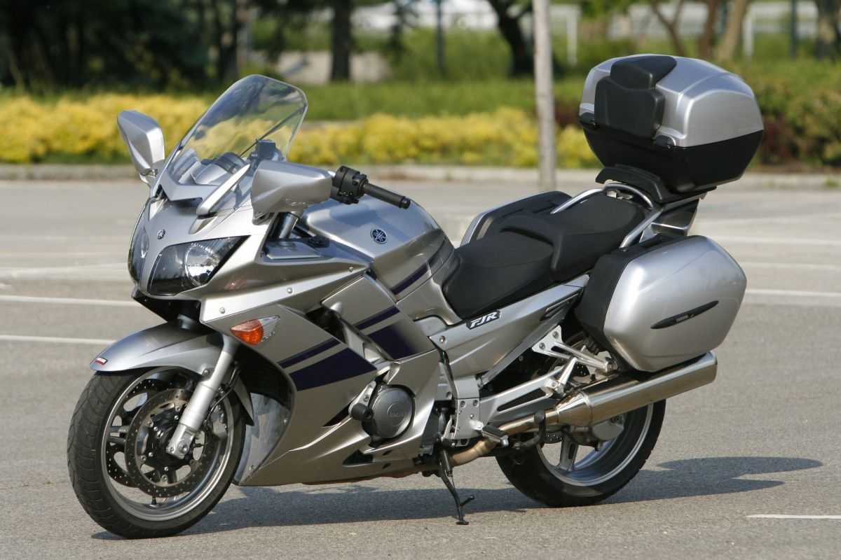 Yamaha FJR 1300 AS pics #58061