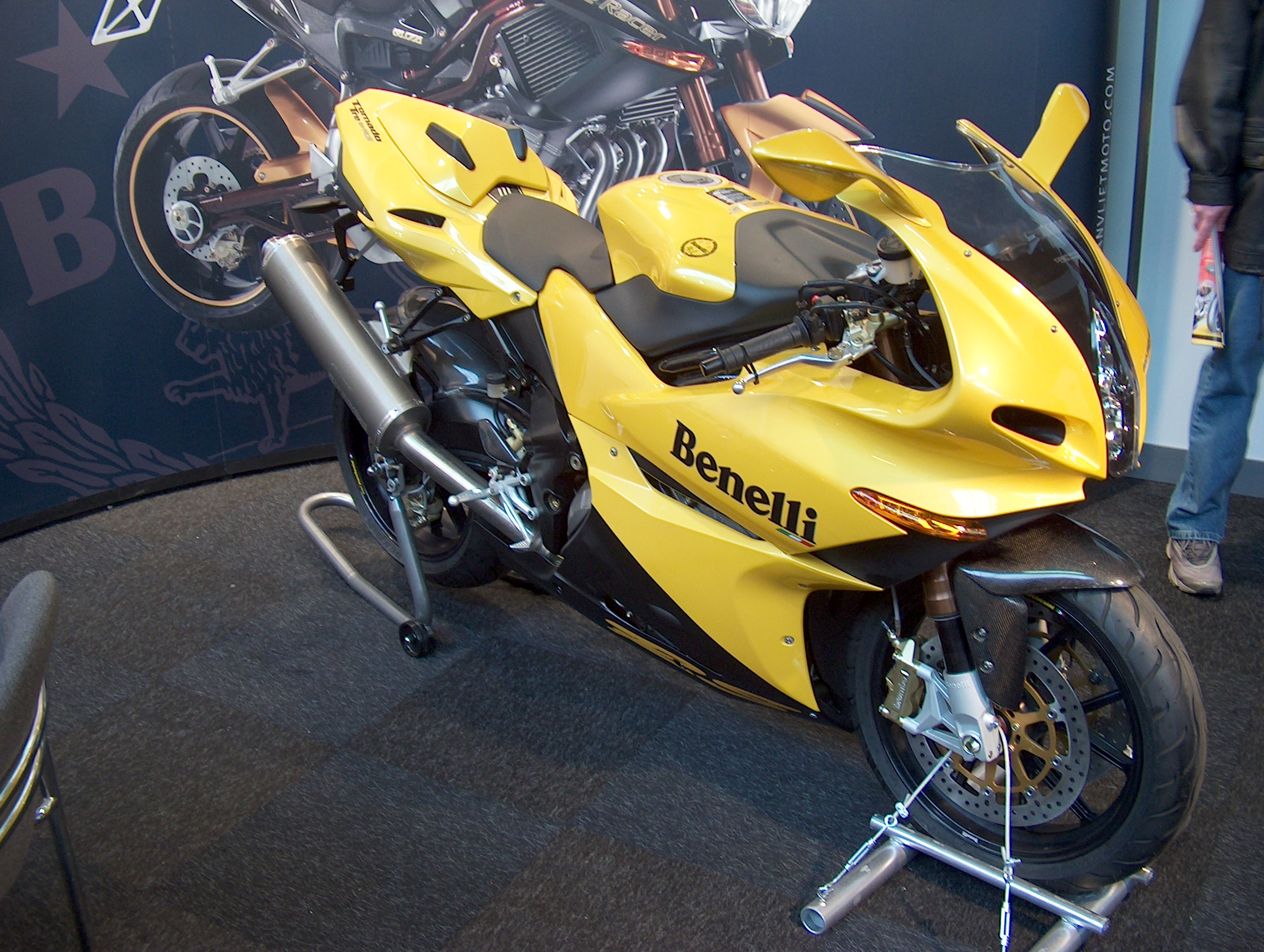 Benelli Tornado Limited Edition (Italian version) pics #43577