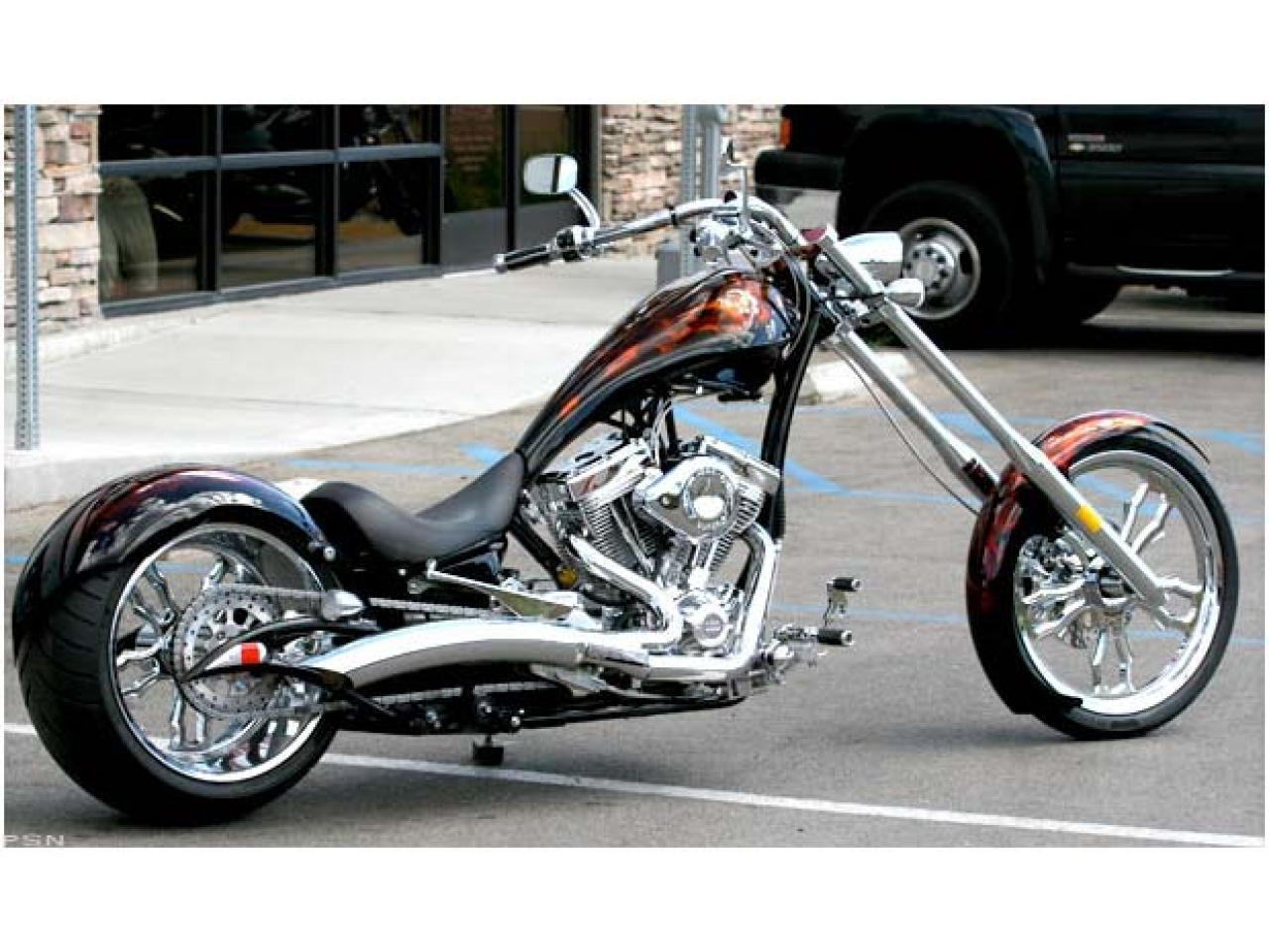Big Bear Choppers Sled ProStreet 114 X-Wedge 2009 images #63884