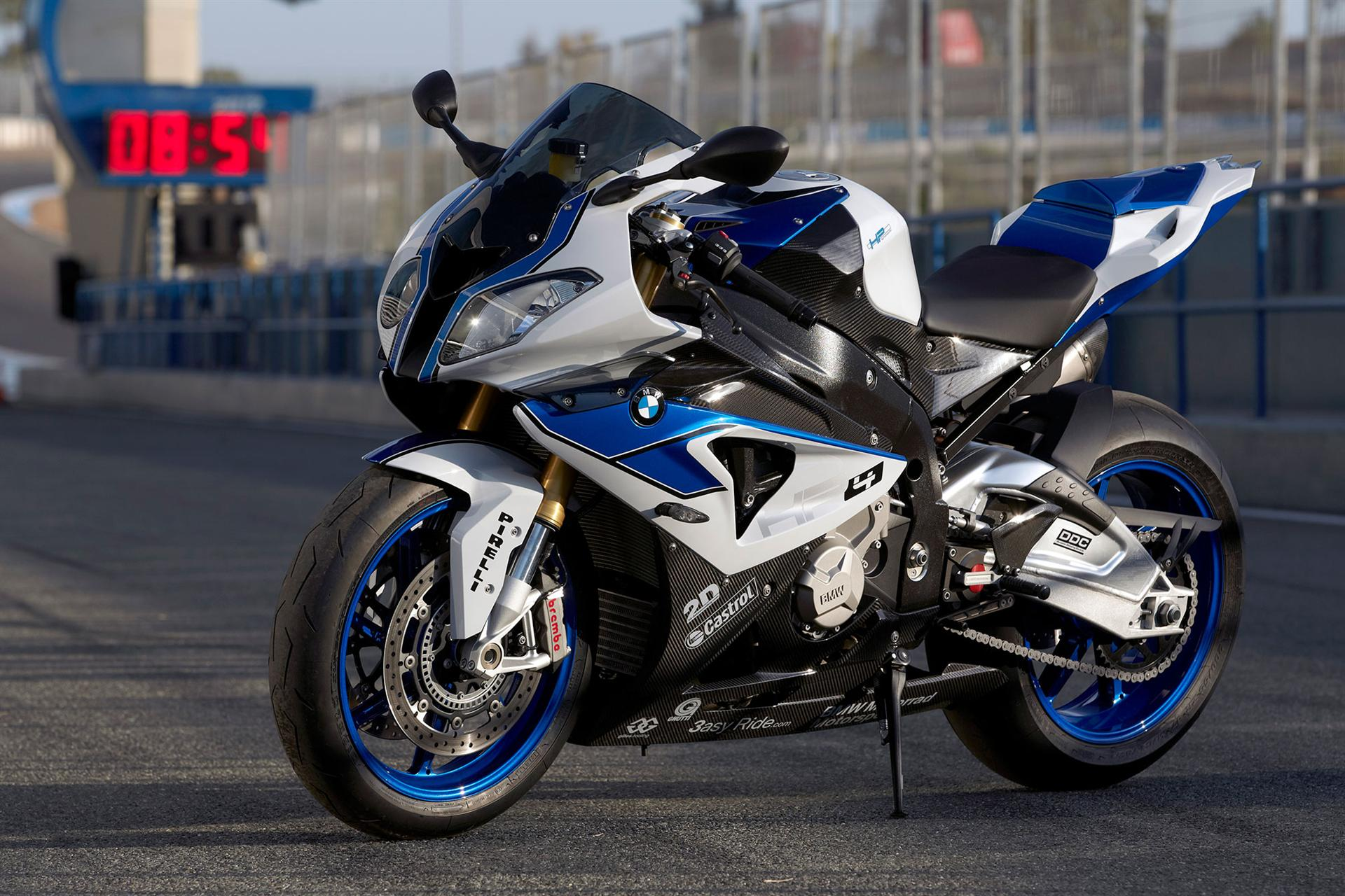 BMW HP4 2015 images #9429