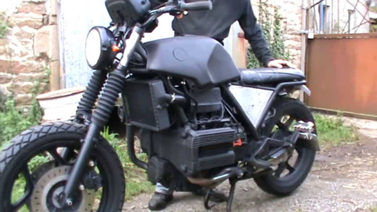 BMW K100RT 1987 images #12213