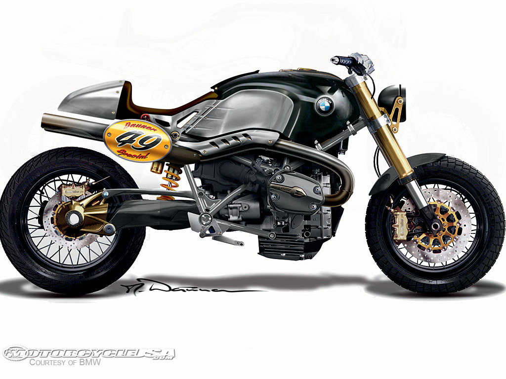 BMW Lo Rider Concept images #8439