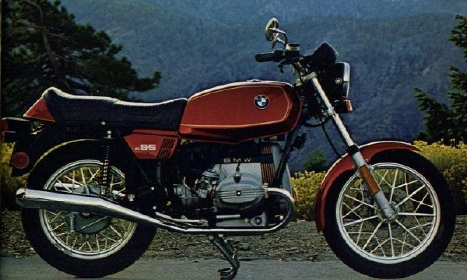 BMW R45 (reduced effect) 1984 images #154548