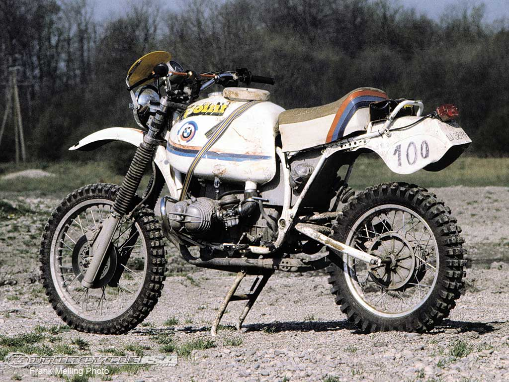 BMW R80GS 1996 images #154845