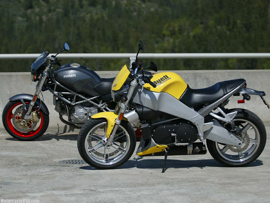 Buell Lightning XB12S 2003 images #68051
