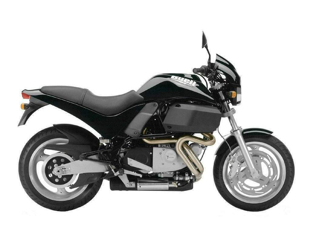 Buell M2 Cyclone 1999 images #153262