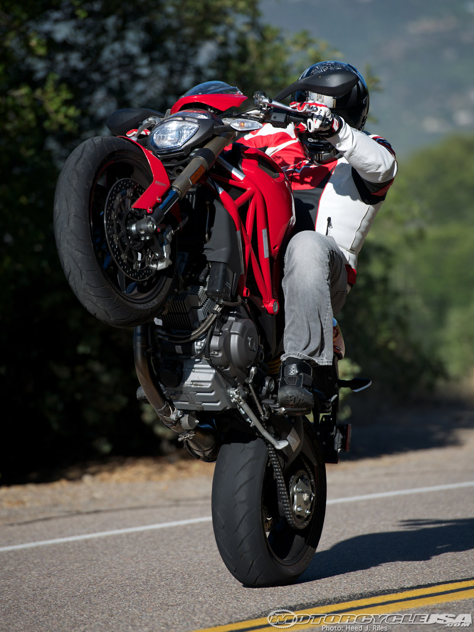 Ducati Monster 1100 EVO 2012 wallpapers #33446