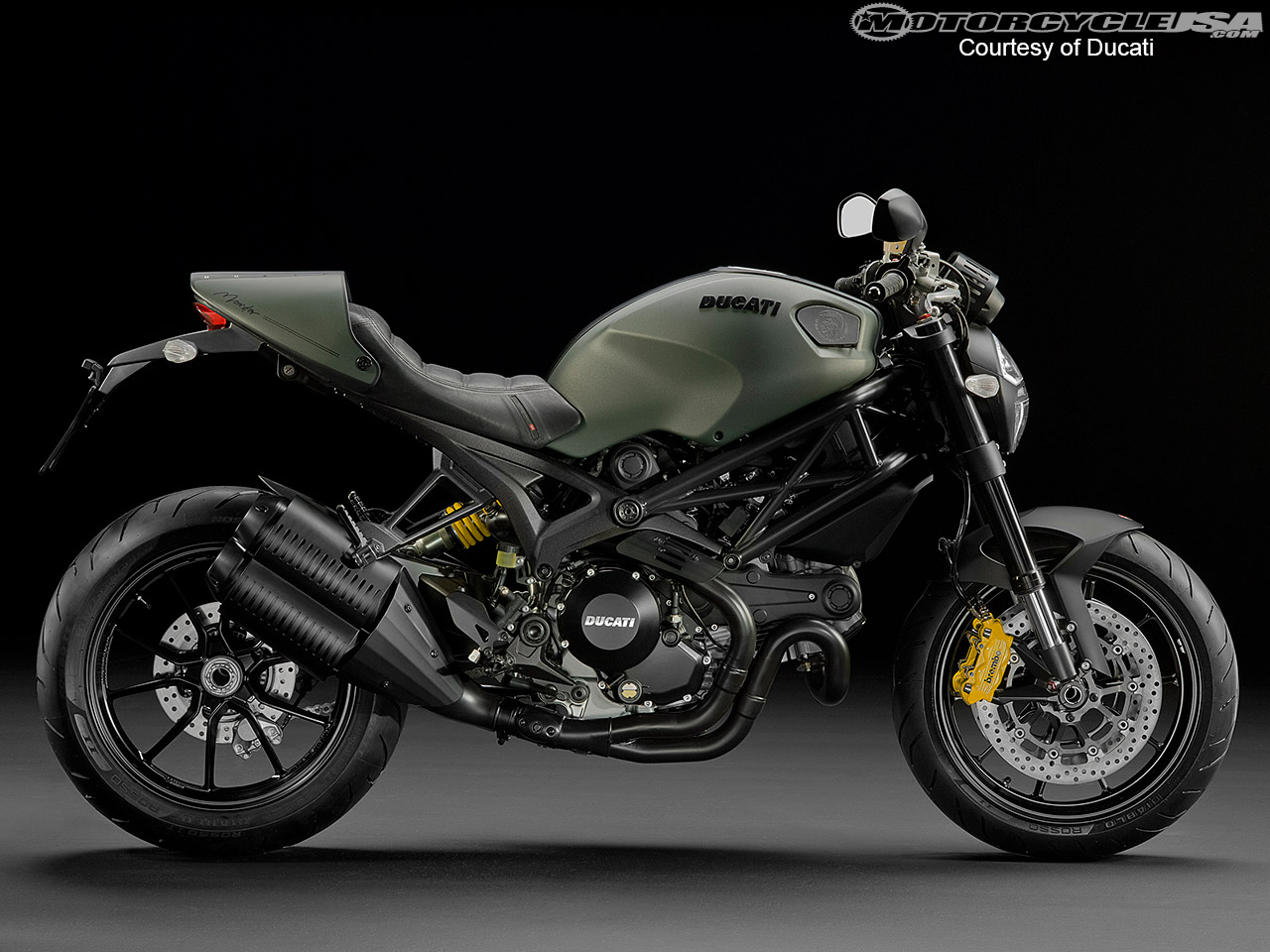 Ducati Monster 1100 EVO 20th Anniversary wallpapers #19166