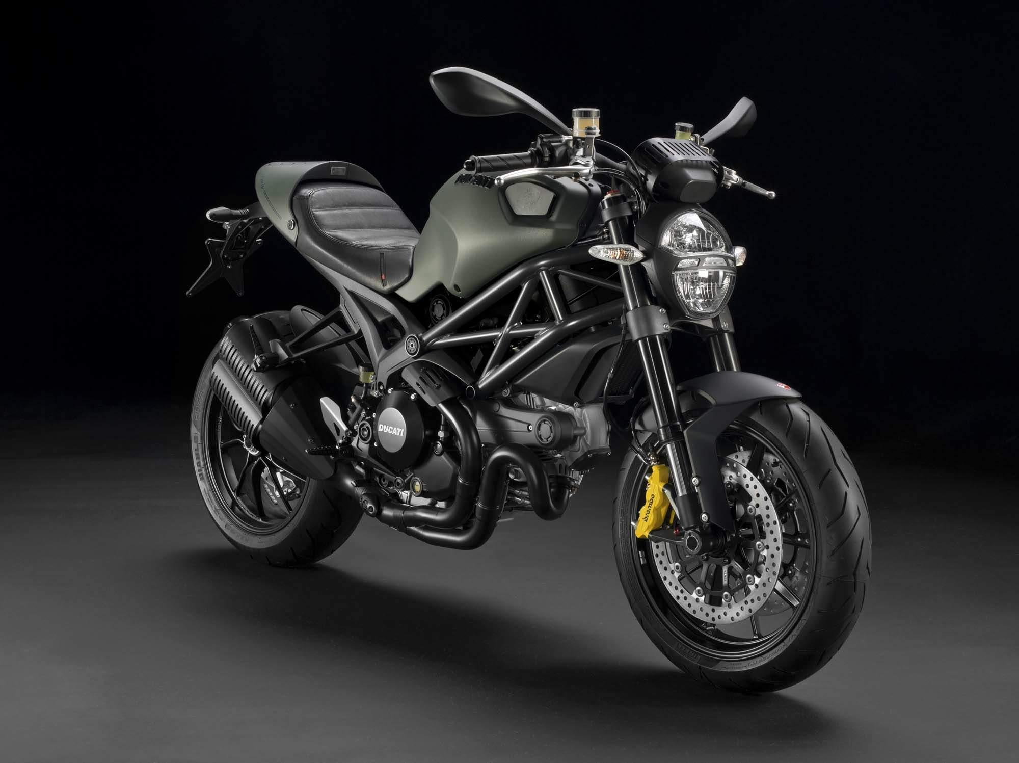 Ducati Monster 659 2013 wallpapers #13208