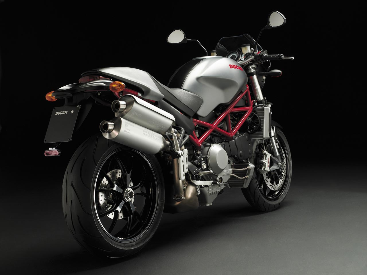 Ducati Monster S4R S Testastretta wallpapers #12313