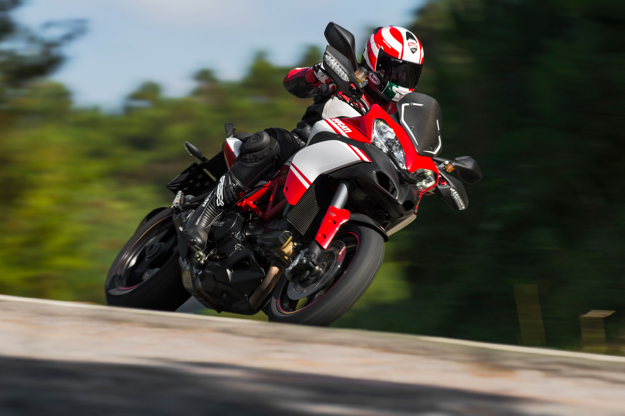 Ducati Multistrada 1200 S Pikes Peak Edition 2013 images #80021