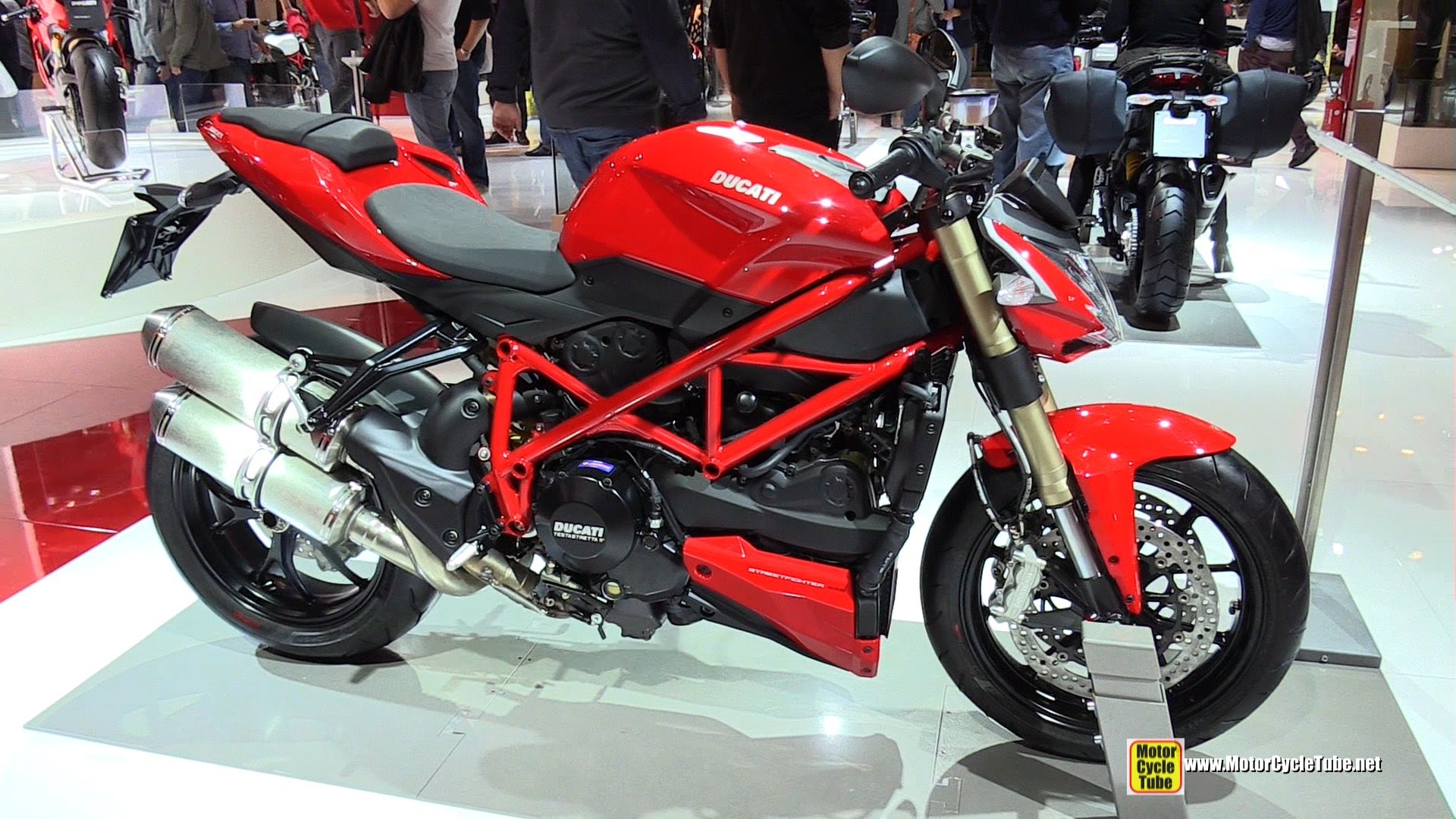 Ducati Streetfighter 848 wallpapers #13407