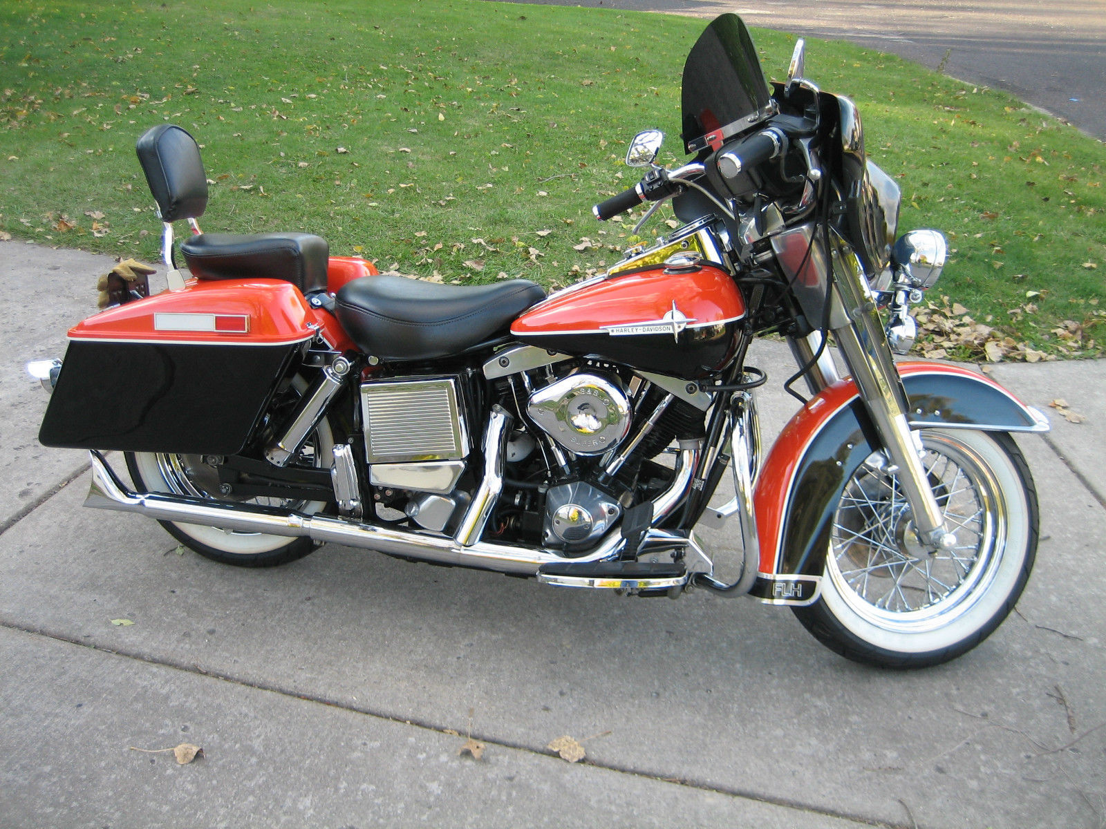 Harley-Davidson FLHC Electra Glide Classic 1979 images #83585