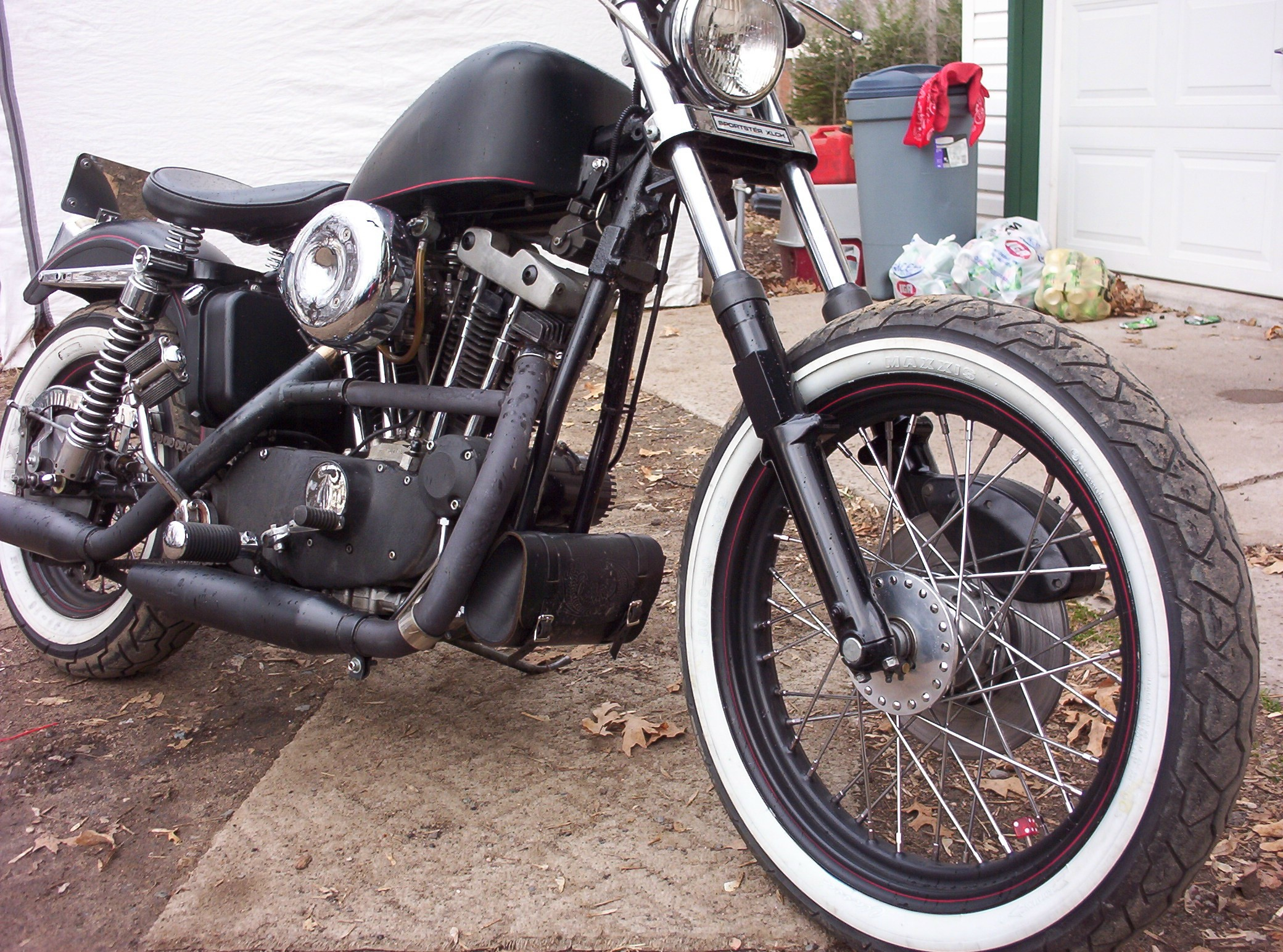 1979 Harley-Davidson XLH 1000 Sportster: pics, specs and information