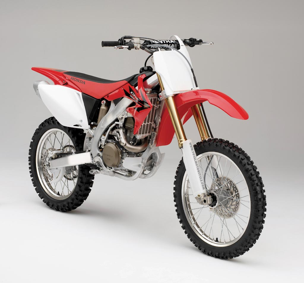 Honda CRF 450 R wallpapers #134124