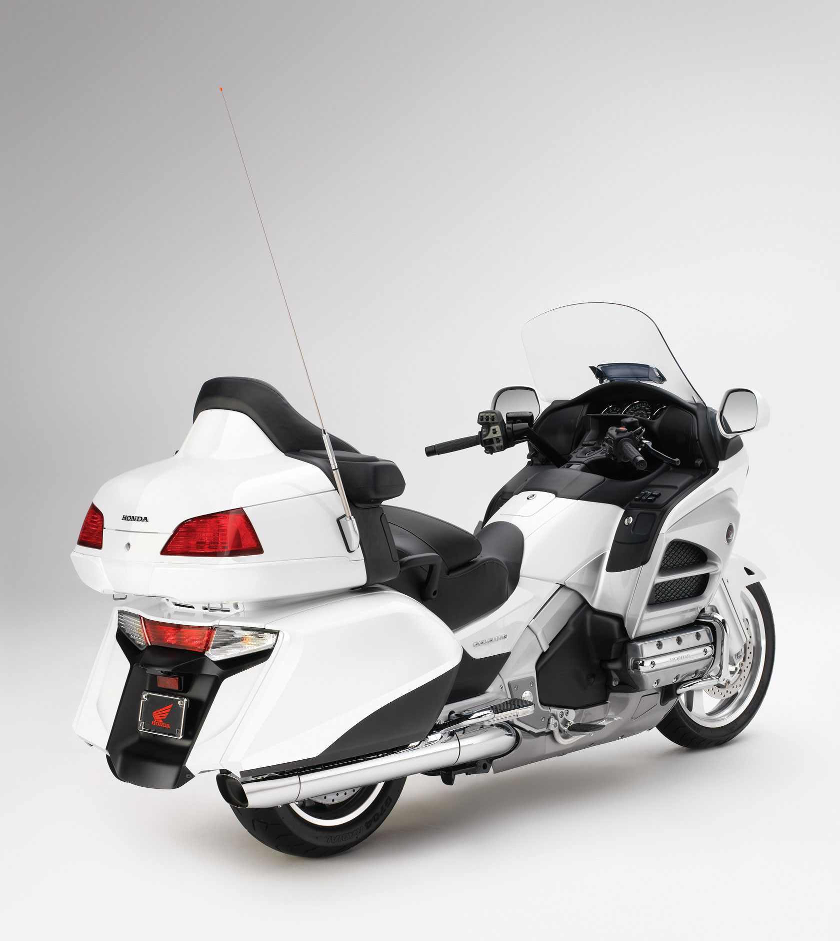 Honda GL1800 Dold Wing Audio Comfort 2015 images #83292