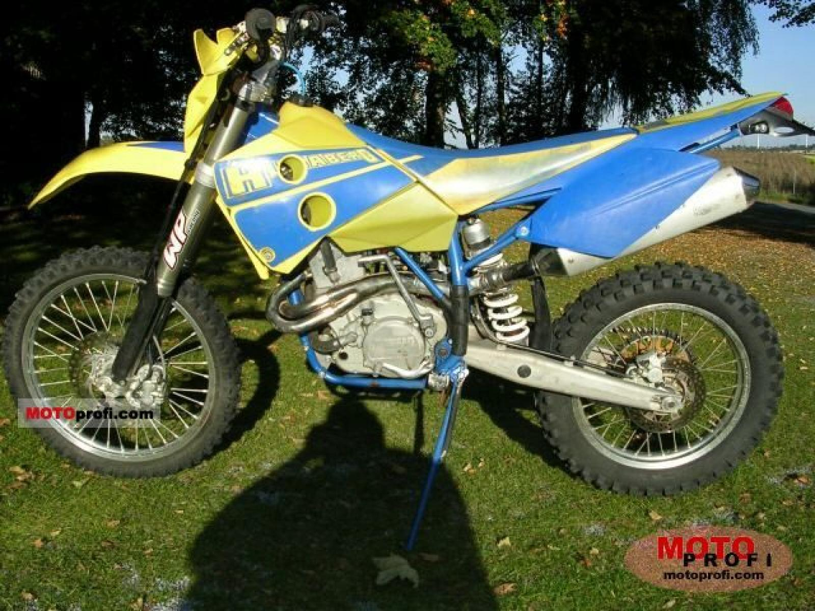 Husaberg FC 550 / 6 wallpapers #137591