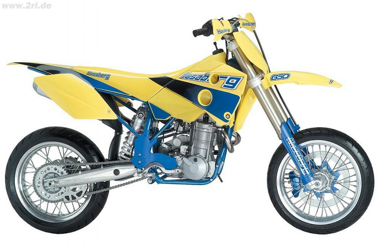 Husaberg FS 400 C 2002 wallpapers #137789