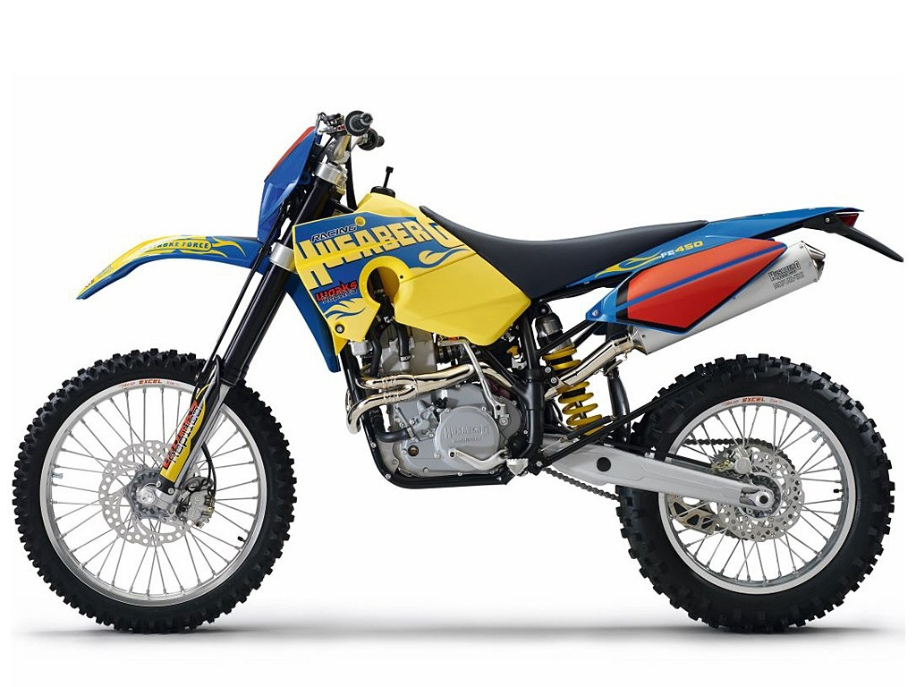 Husaberg FS 450 E 2006 wallpapers #144637