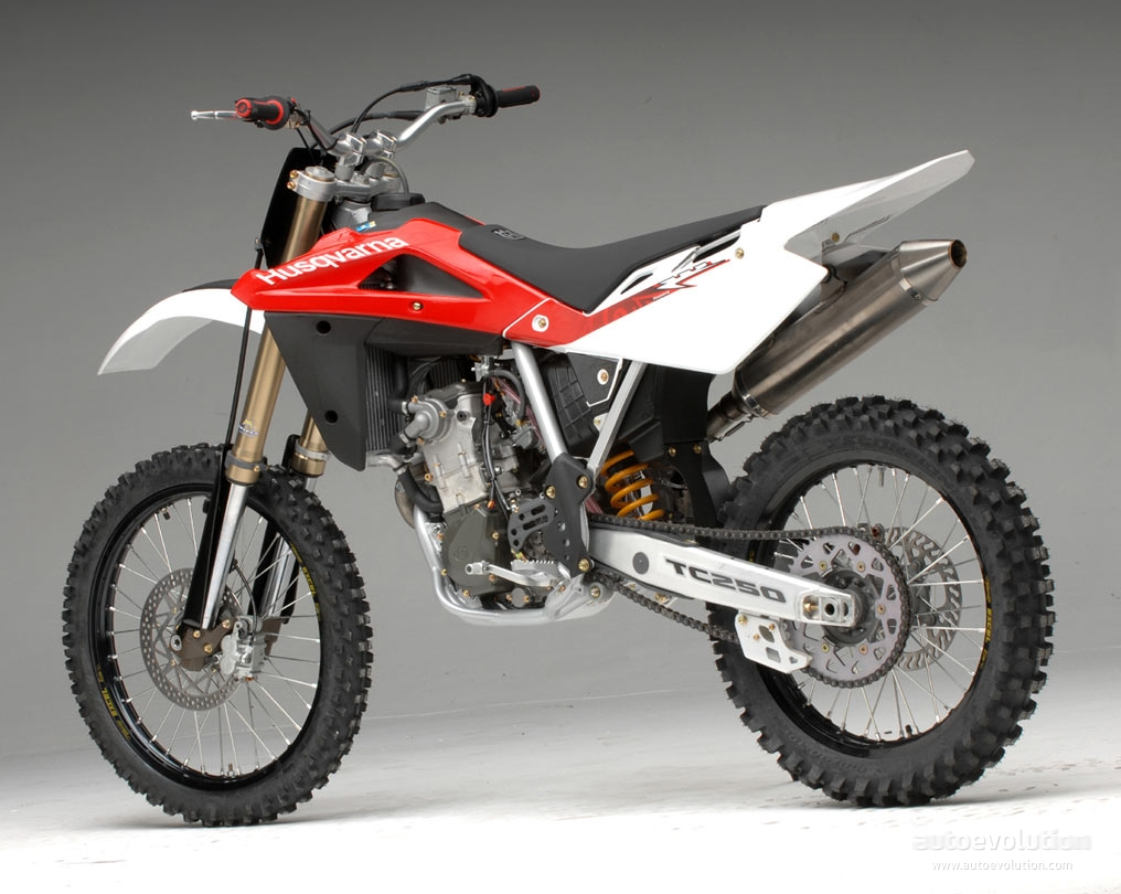 Husqvarna TE 250 2005 wallpapers #143050