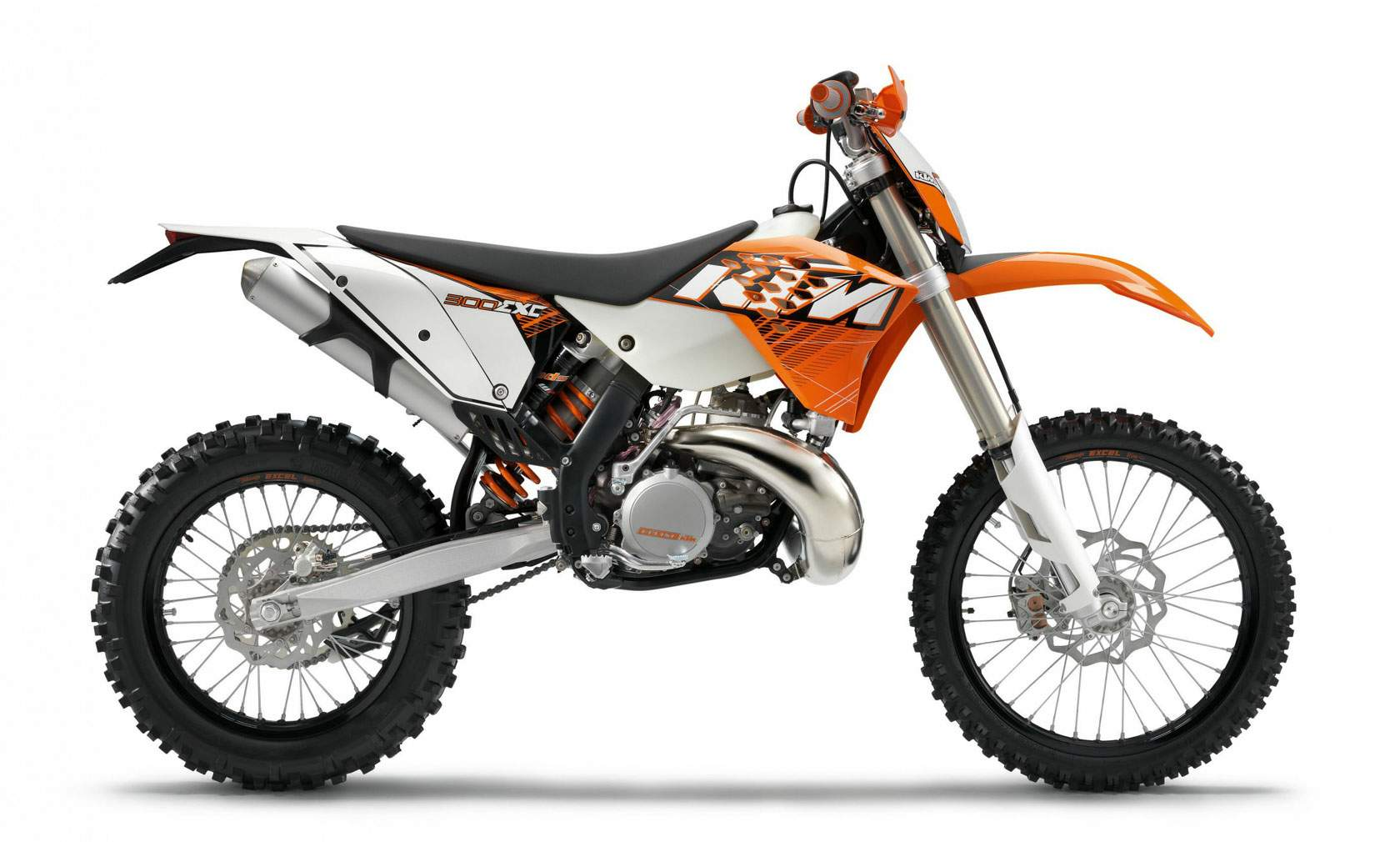 KTM 300 MXC 2002 images #85469