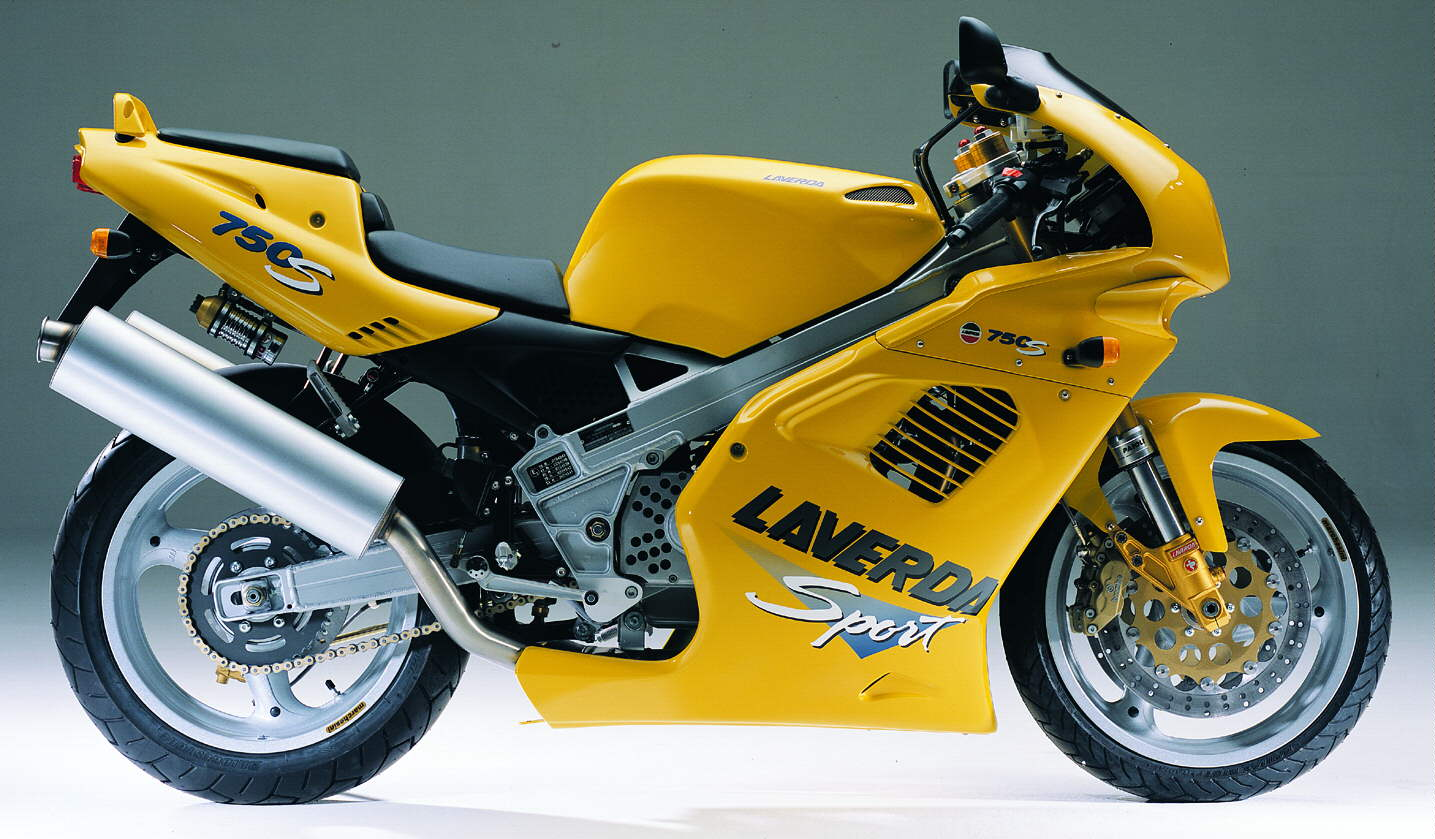 Laverda 750 S Formula 1999 wallpapers #144337