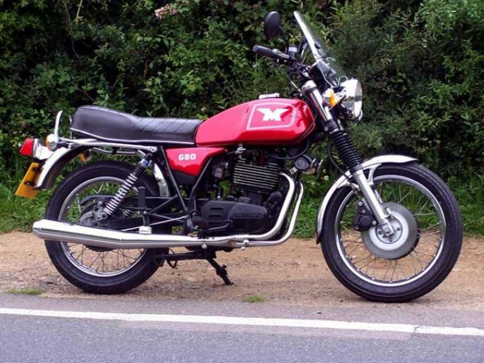 Matchless G 80 E 1989 images #104099